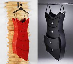 Hanging Dresser #furniture #dresser