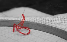 Semklita's Photo: Red thread
