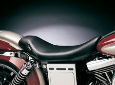 Harley Seats for 1996 - 2003 Dyna Wide Glide Models by Lepera
