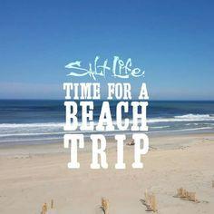 Time for a beach trip