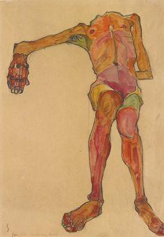 ALONGTIMEALONE: thunderstruck9:   Egon Schiele (Austrian,...