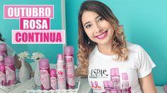 Outubro Rosa continua: campanha Aspa + Ikesaki