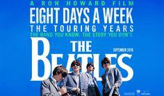(号外)ビートルズのドキュメンタリー映画「EIGHT DAYS A WEEK-The Touring Years」2016年9月22日全国一斉ロードショー! - ★ビートルズを誰にでも分かりやすく解説するブログ★