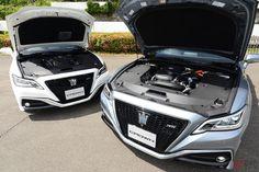 これはヤバイ!トヨタ 新型「クラウン」はハイパワーユニット搭載でスポーツセダンに進化 | くるまのニュース Lexus Cars, Jdm Cars, Toyota Crown, Japan Cars, City Car, Crown Royal, Athlete, Autos