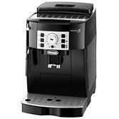 DeLonghi Magnifica bean to cup machine. Finally a machine that makes barrista worthy espresso and cappuccino at home.