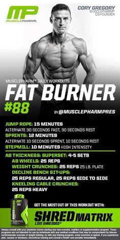 Fat Burner #88