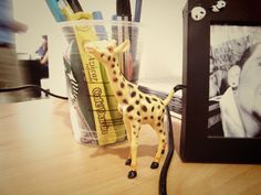 esa es mi jirafa