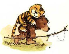 Der kleine Bär und der kleine Tiger