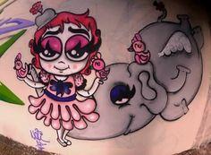 Graffiti circo
