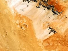 Incredible photographs of Africa from space
