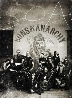 sons of anarchy... Best show ever