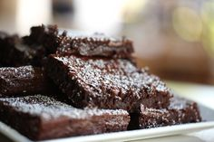 Beth's Foolproof Fudgy Brownies