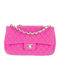ecd3e824fb85 52 Best Pink Chanel Bag images | Chanel handbags, Beige tote bags ...