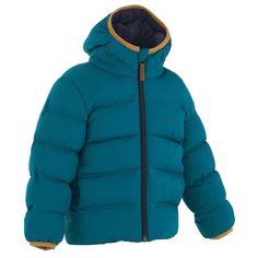 Turystyka junior Chłopiec - Kurtka zimowa X-Warm dzieci 2-6 lat QUECHUA - Odzież góra