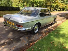 1967 BMW 2000CS Oct 2017, Auction, Bmw, Classic, Derby, Classical Music