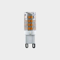 3.5W Ceramic led g9 bulb replacing 30W halogen - enkonn G9 Led, Light Bulb, Ceramics, Lighting, Decor, Ceramica, Pottery, Decoration, Light Globes