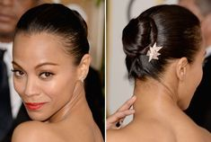 Whether you're attending a formal black tie wedding or dropping by a casual backyard ceremony, you need to have good looking hair. Get inspired by these wedding guest hairstyles that will look flawless at any wedding. Wedding Hairstyles For Women, Easy Wedding Guest Hairstyles, Wedding Hair Half, Diy Hairstyles, Elegant Hairstyles, Updo Hairstyle, Blonde Updo, Chignon Simple, Bridesmaid Hair Side