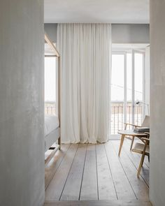 Santa Clara 1728 Boutique Hotel In Lissabon, Portugal Curtains Living, Modern Curtains, White Curtains, Purple Curtains, French Curtains, Bedroom Curtains, Window Drapes, Window Seats, Hanging Curtains