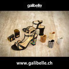 Maintenant vous pouvez changer la couleur de votre talon ou lieu d`acheter un autre paire de chaussures! Stuart Weitzman, Sandals, City, Heels, Collection, Fashion, Other, Shoe, Color