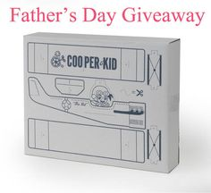 Giveaway: #FathersDay in a Box