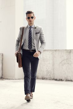 what my boyfriend wore | A Dandy's Diary About All Things Dapper