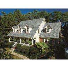 Best Gaf Timberline Hd Oyster Grey Garage Exterior House 640 x 480