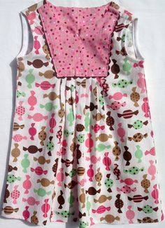 Baby Girl Dress  Candy Party by LoopsyBaby on Etsy, $22.00
