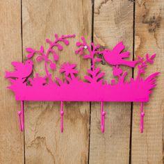 kapstok pink