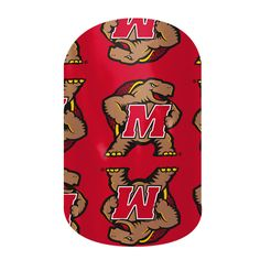 Jamberry Nail Wraps- MARYLAND TERRAPINS**Take spirit fingers to a whole new level with our line of officially licensed collegiate nail wraps. With designs featuring your favorite logos and mascots, these wraps can be worn alone or paired with Jamberry Professional Nail Lacquer in your team's colors. Lasts up to 2 weeks on fingernails and 4 weeks on toenails.