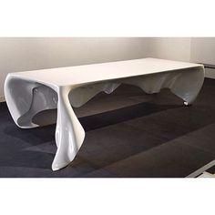 """"""". Aldeia. Sua casa, simples assim! Amamos DESIGN. Phantom Table by GRAFTLAB. #design #mobiliario #furniture #mesa #table #Phantom #GRAFTLAB"""""""