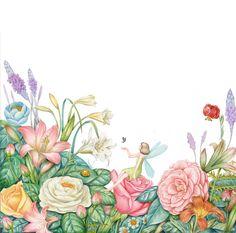 最近画的另外一款面膜插画 - 刘怕怕不怕_手绘 花卉 水果 谷物_涂鸦王国