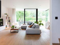 Modern Kitchen Design, Modern House Design, Interior Design Inspiration, Room Inspiration, Minimalist Interior, Küchen Design, Dream Bedroom, Interior Architecture, Living Room Decor