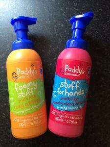 Paddy's Bathroom Bath Products