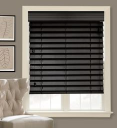 Black blinds would look better than white and will block out
