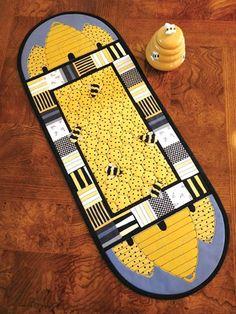 Buzzzzz Table Runner Quilt Pattern