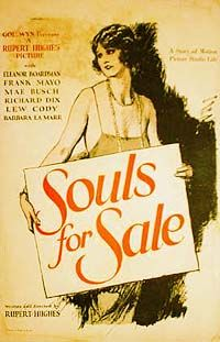 Souls for Sale -1923