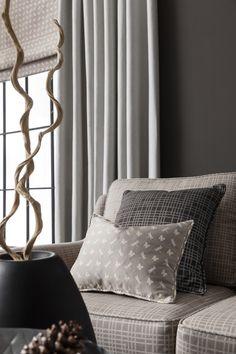 Temperate sofa & Cushions detail
