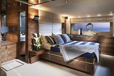 80 Sport Yacht - Top Speed 44 Knots | Sunseeker Yachts