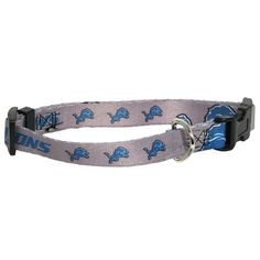 Hunter MFG Detroit Lions Dog Collar Small ** Find out more about the great product at the image link.Note:It is affiliate link to Amazon.
