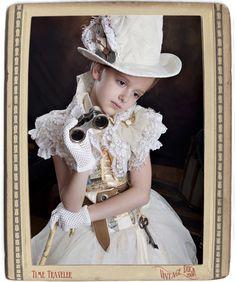 Steampunk kid- Artful Dodger or Gavroche Viktorianischer Steampunk, Steampunk Design, Steampunk Wedding, Steampunk Clothing, Steampunk Fashion, Victorian Fashion, Steampunk Couture, Steampunk Characters, Dieselpunk