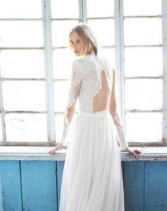 Tamuna Ingorokva wedding dress. Photo: Regini Studio (Grigor Devijiev) for IDO.mag