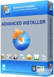 Advanced Installer 11.4 Crack