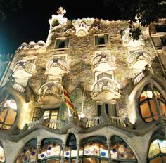 Barcelone..been here and seen this..beautiful :-)