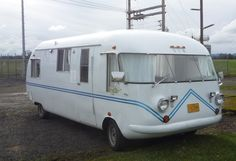 classic motorhome | Curbside Classic: Ultra Van – Cross An Airplane With A Corvair For ...