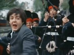 In honor of Paul's 71st birthday, 71 gifs about the Beatles. This made me giggle! :)