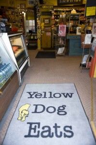 Yellow Dog Eats - BBQ and pup friendly