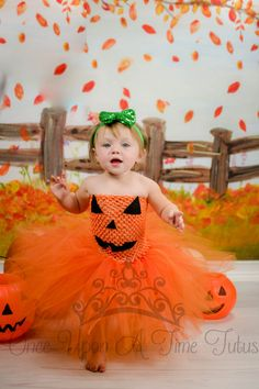 Check out this item in my Etsy shop https://www.etsy.com/listing/463166614/jack-o-lantern-tutu-or-dress-newborn-3-6