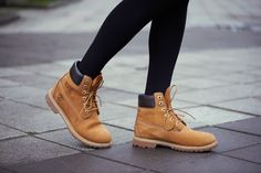 OUTFIT POST Eve Tomaszewski Timberland boots