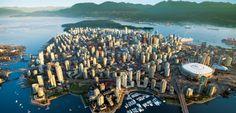 Naturaleza y urbanismo en armonía en Vancouver - http://www.absolut-canada.com/naturaleza-y-urbanismo-en-armonia-en-vancouver/