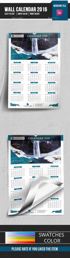 Wall Calendar Set   Calendar And Wall Calendars